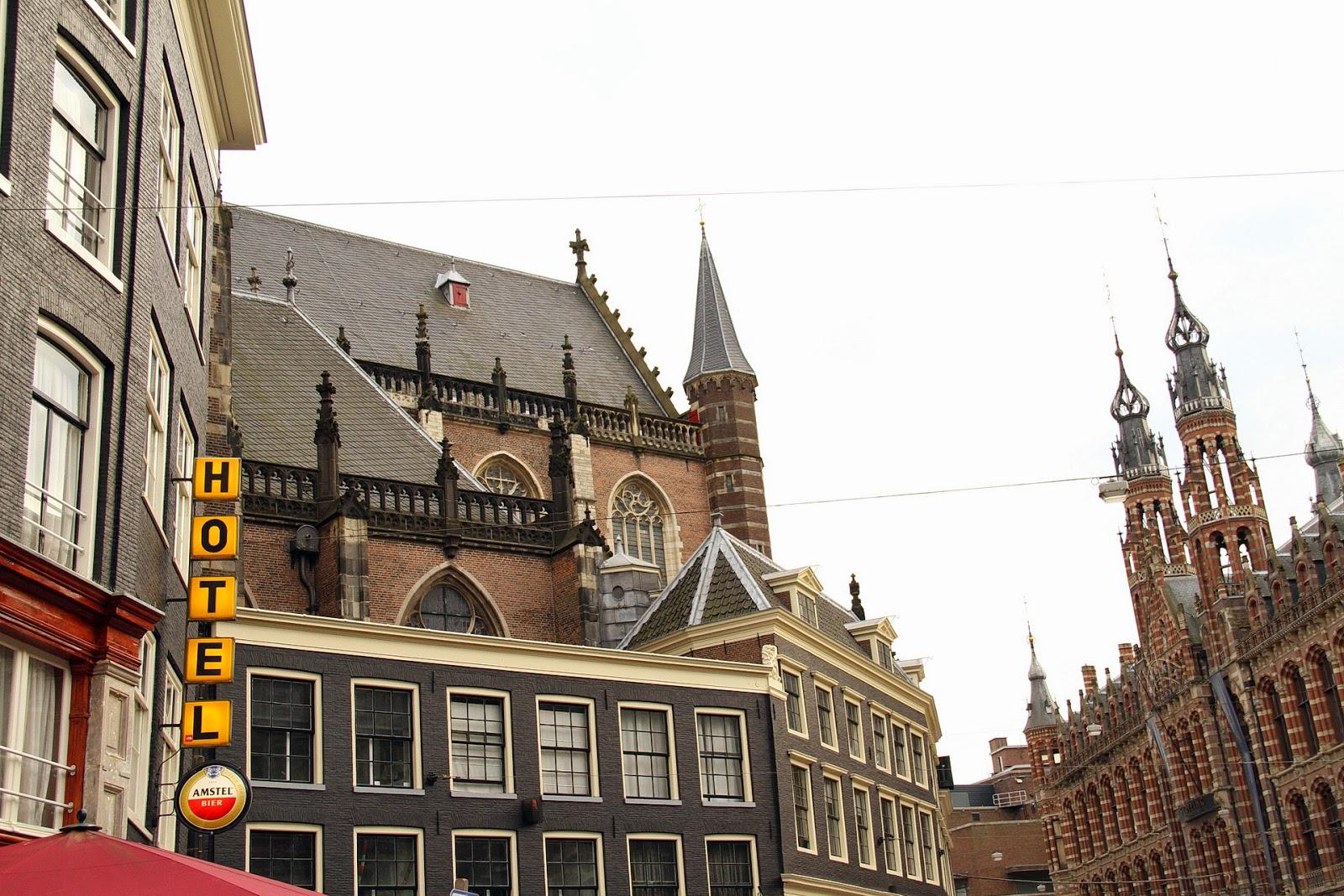 Амстердам в сентябре