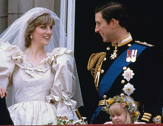 princess diana wedding day. Diana Spencer#39;s wedding