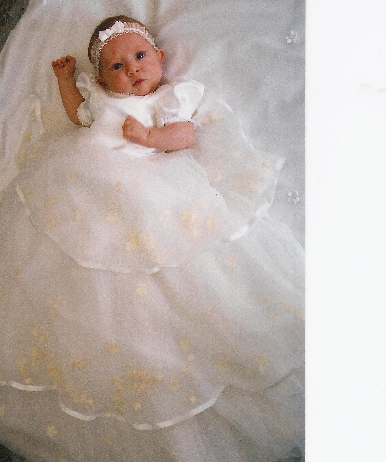 Sorensen Stuff The Story Of Her Three White Dresses