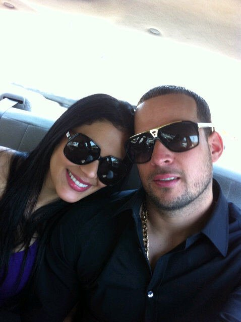 Pictures of Jonathan Sanchez's Hot Girlfriend Audris Rijo