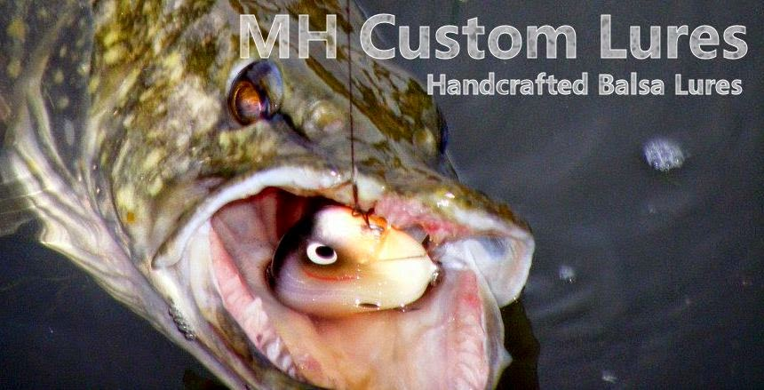 Mark Houghton Custom Lures