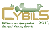 Cybils Round 2 Judge 2014