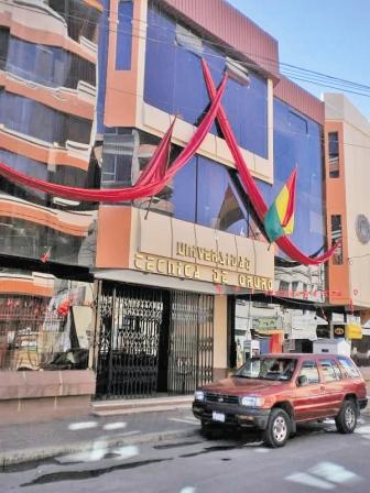 Ubniversidades de Bolivia