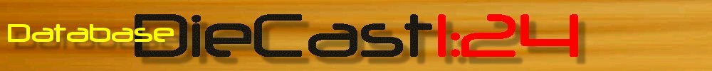 Diecast 1/24 - Database