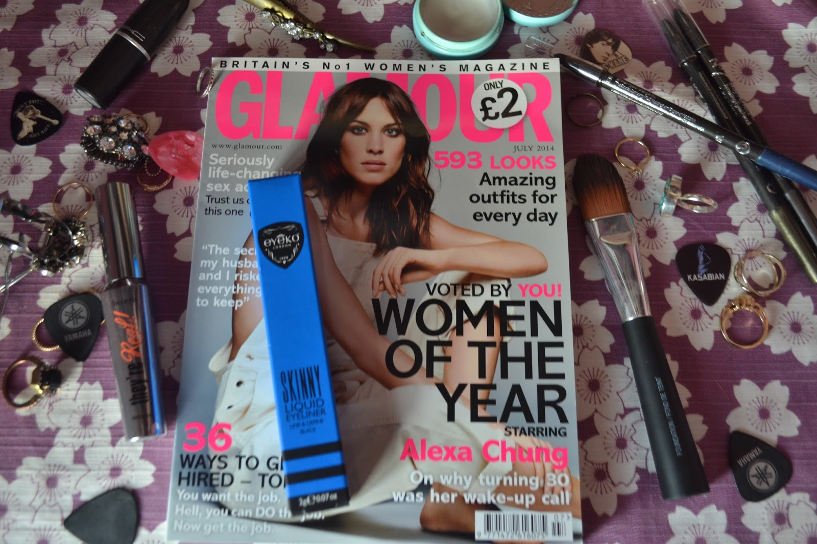 Eyeko Skinny Liner  Glamour Magazine