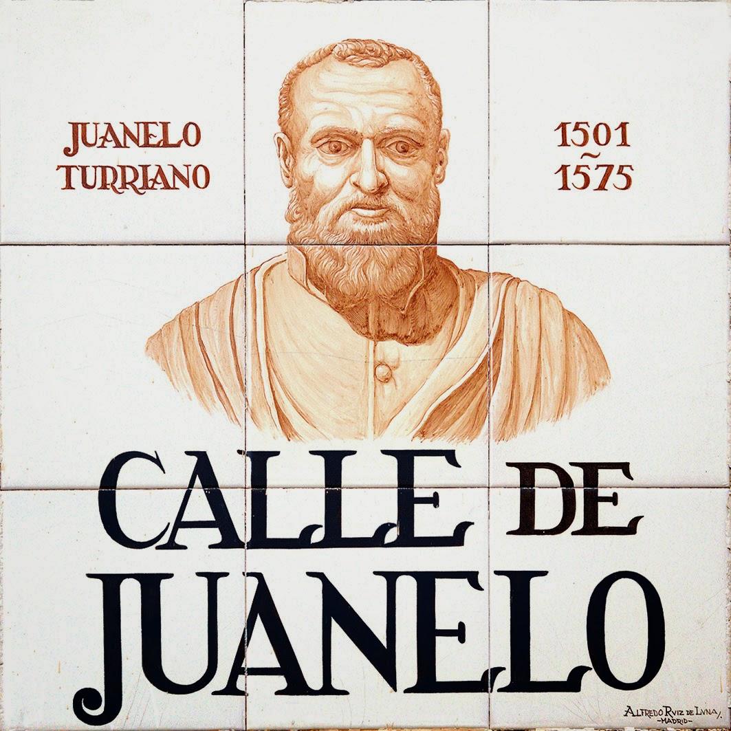 Calle de Juanelo