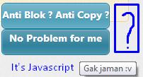 Cara Mencopy Kalimat Dari Blog yang Dipasangi Script Anti Blok Copy Paste