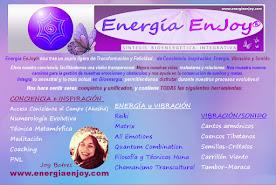 ENERGÍA ENJOY® - La Transformación y Alegría Cuánticas