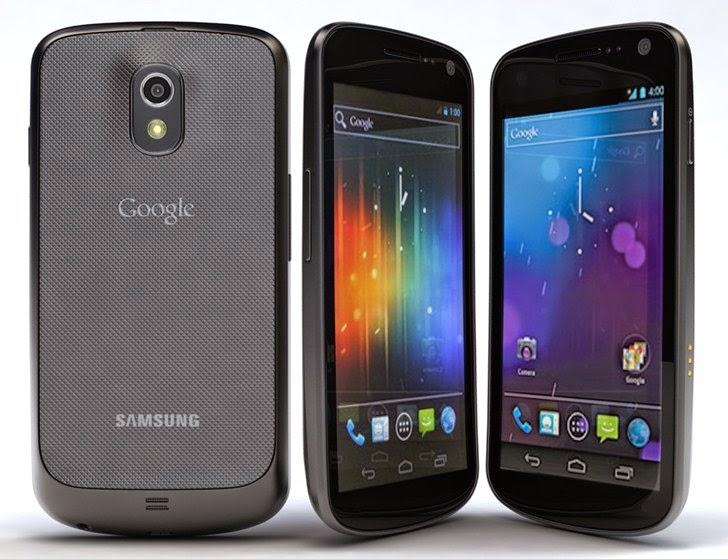 Harga & Spesifikasi Samsung Galaxy Nexus