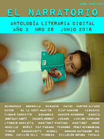 EL NARRATORIO - ANTOLOGÍA LITERARIA DIGITAL N° 28