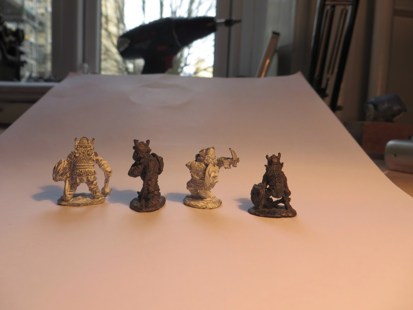 Speciality Set, 4, Goblin Raiding Party, Torg Dwarfsmasher, Snurd Hideflayer, Urag Legeater, Gigblad Childsplatter, citadel, oop
