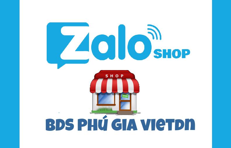 Cửa hàng Zalo chúng tôi
