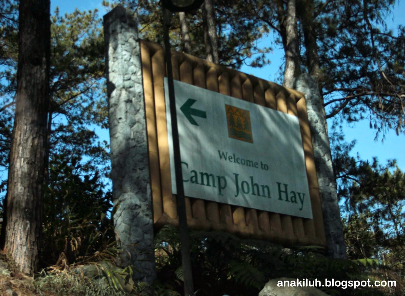 Camp John Hay wonderful Place