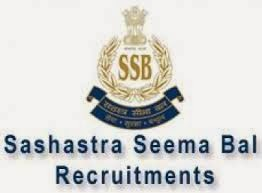 SSB Ranidanga Head-Constable Ministerial posts