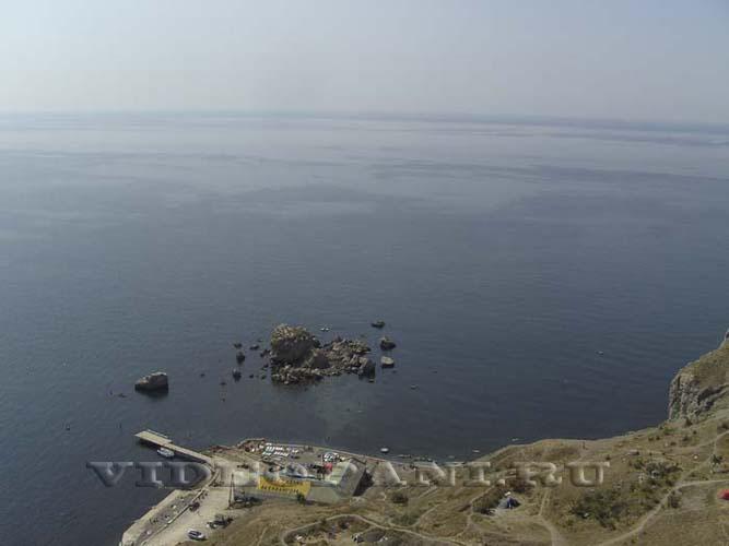 Vid na more Sudak