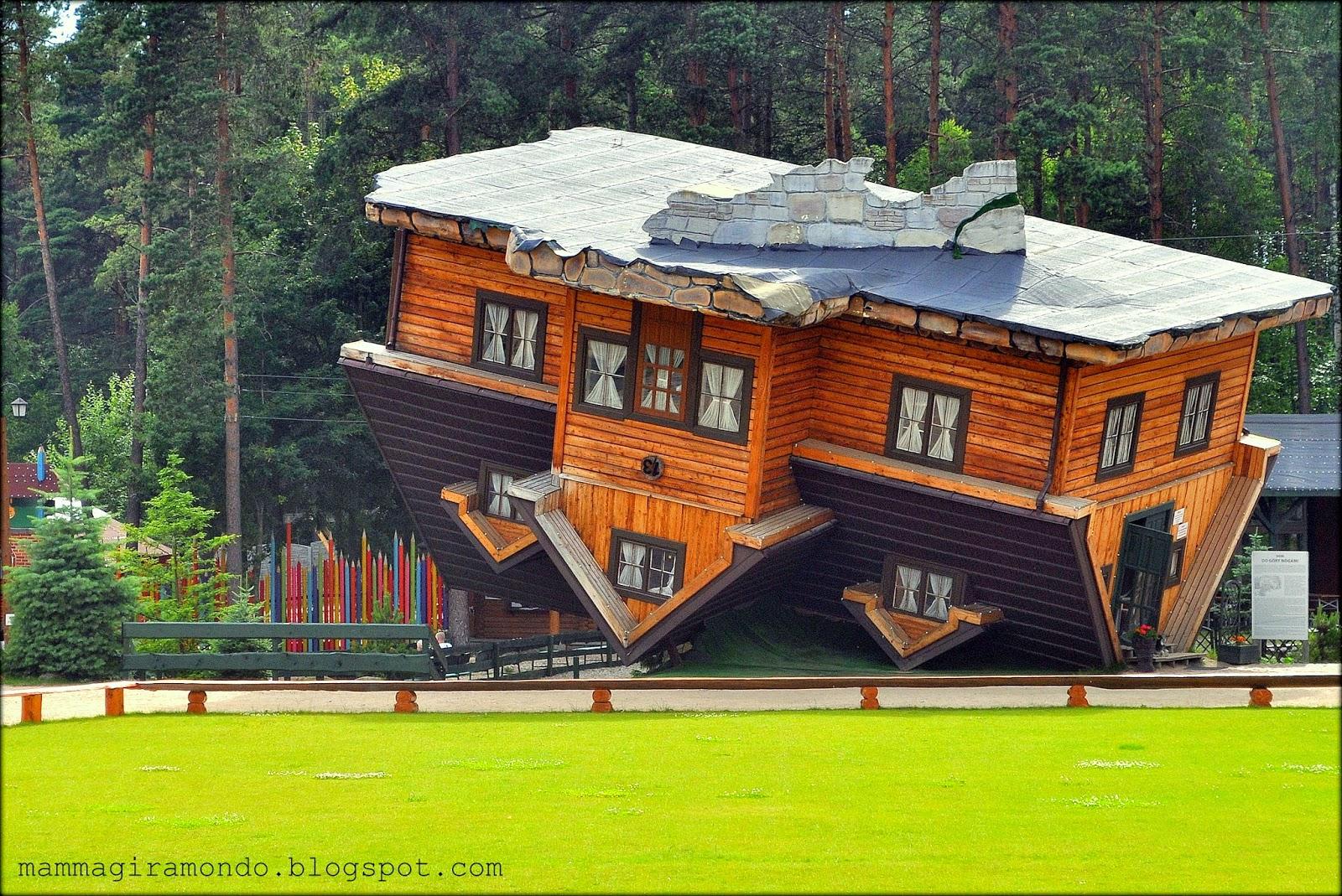 Dieci buoni motivi per visitare la polonia con i bambini for Case in legno polonia