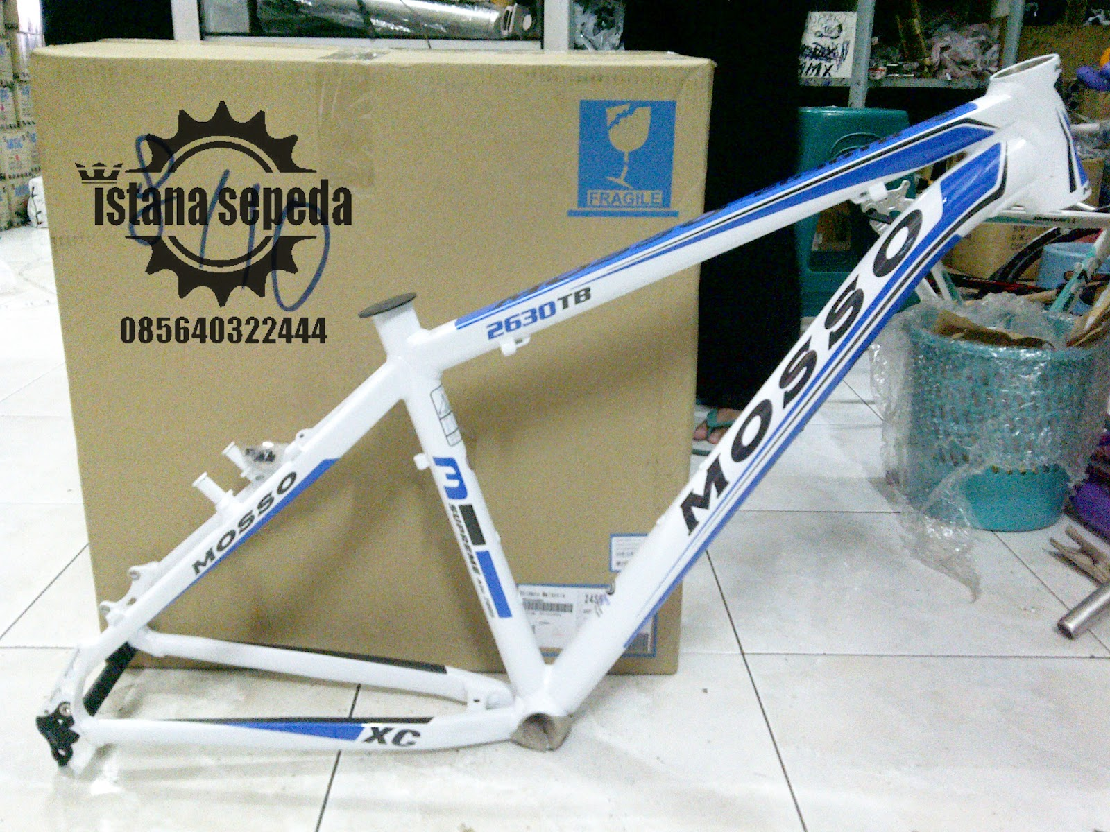 Jual Frame Mosso Welcome To 669 Xc Pro Istana Sepeda Mtb Murah