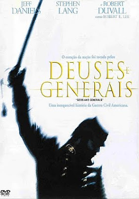 Filme Deuses e Generais DVDRip RMVB Dublado