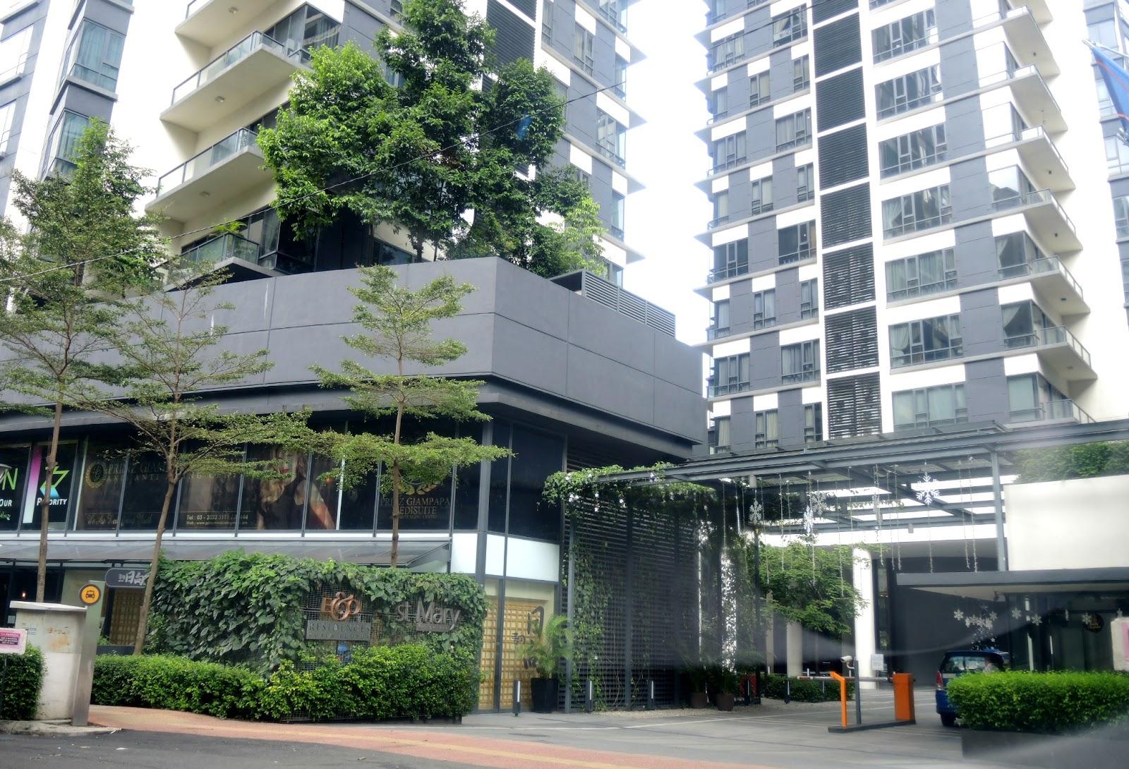 E&O Residences Kuala Lumpur | Silly Epiphany