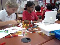 programming LEGO robotics