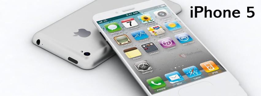 Iphone 5 In White Range