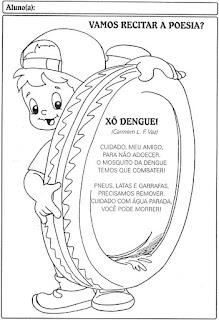 Poesia sobre a dengue