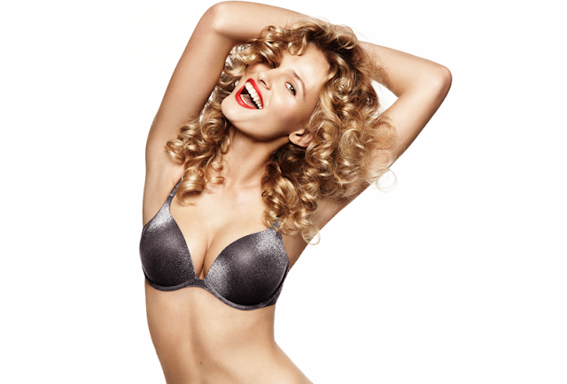 Edita Vilkeviciute sexy in lingerie