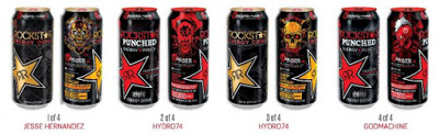 Rockstar Energy Drink Launches Game Promotion With Gears of War 4