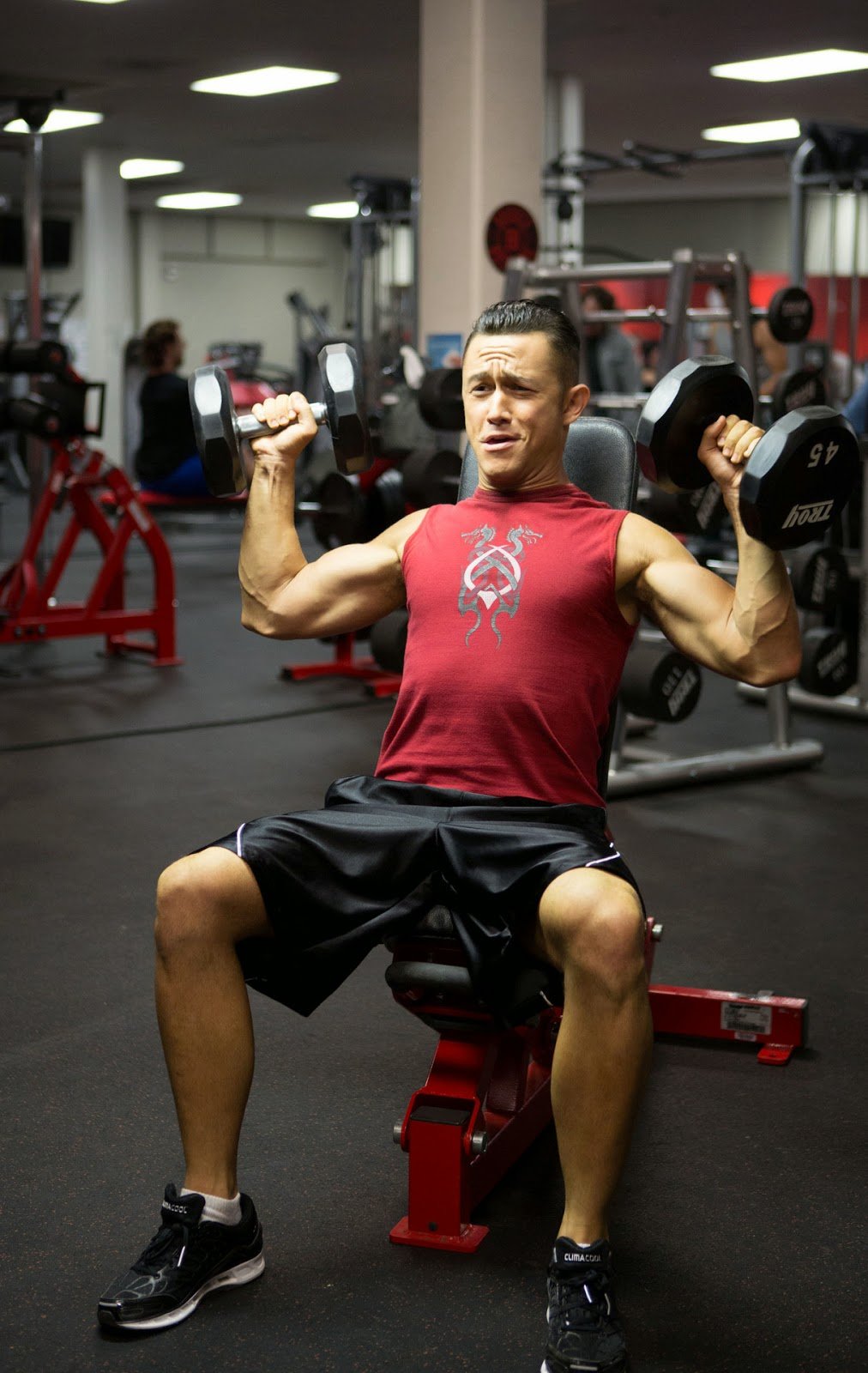 Joseph Gordon-Levitt Gym