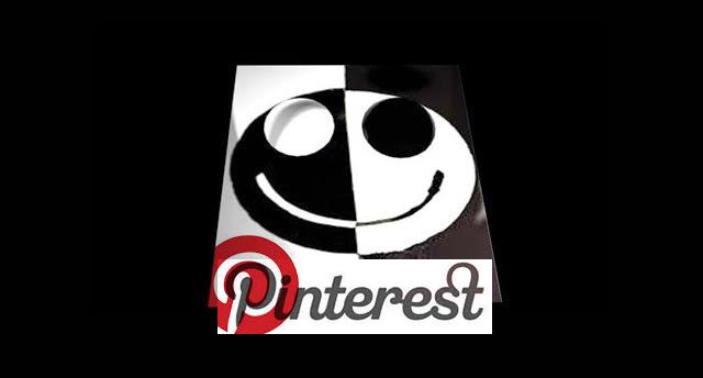 Pintando no Pinterest