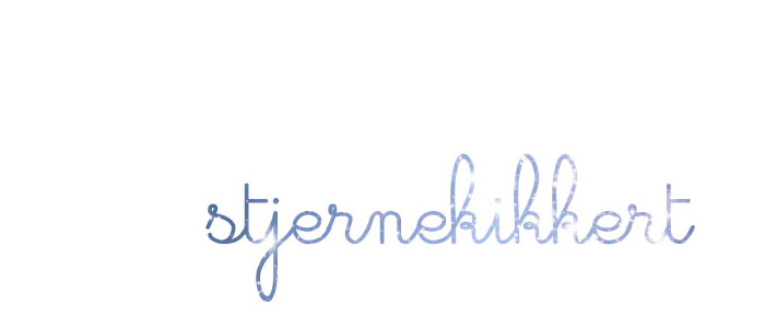 STJERNEKIKKERT