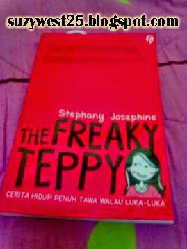 Review Buku The Freaky Teppy