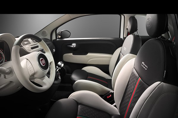 the top cars ever fiat 500 gucci speecial edition 2 types and price. Black Bedroom Furniture Sets. Home Design Ideas