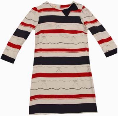 vestidos estilo marinero