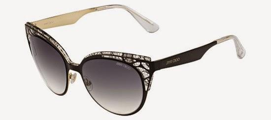 Otticanet Jimmy Choo Eyewear 2014 2015 A New Sparkling