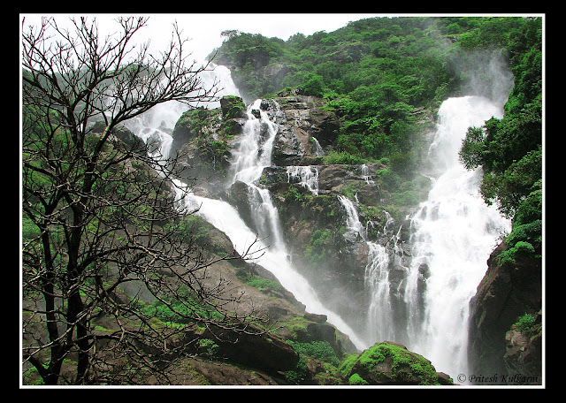 Dudhsagar Waterfall