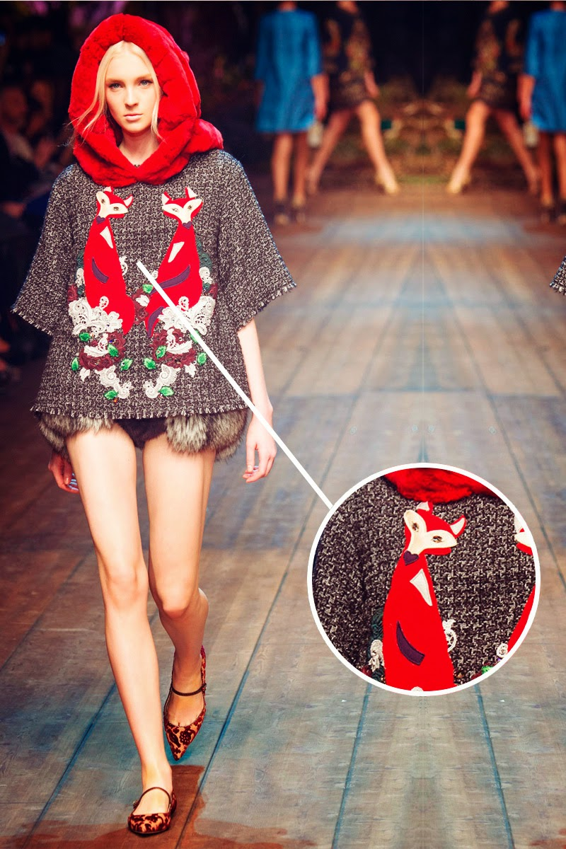 Fall Winter 14/15 - Otoño/Invierno 14/15 - Dolce & Gabbana