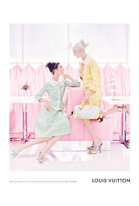 Fashion - LV 2012 Campaign