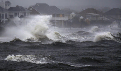 Tormenta amenaza la costa este de Estados Unidos, 03 de Noviembre 2012