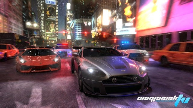 The Crew Requisitos y Trailer Playground
