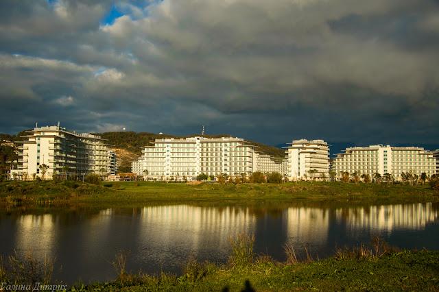 Azimut отель Сочи