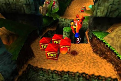 Crash Bandicoot PS1 ISO
