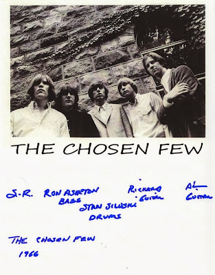 Autographed glossy of the Chosen Few