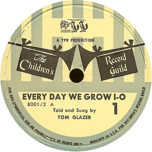 Everyday We Grow on 45 Worlds
