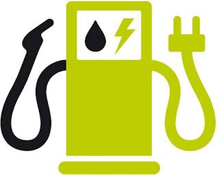 Voitures hybrides Et Voitures de gaz