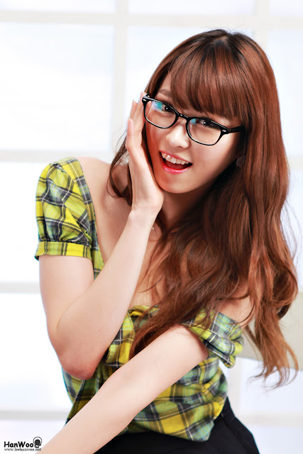 KoreanModel-Lee Eun Hye - Cute fashion shots