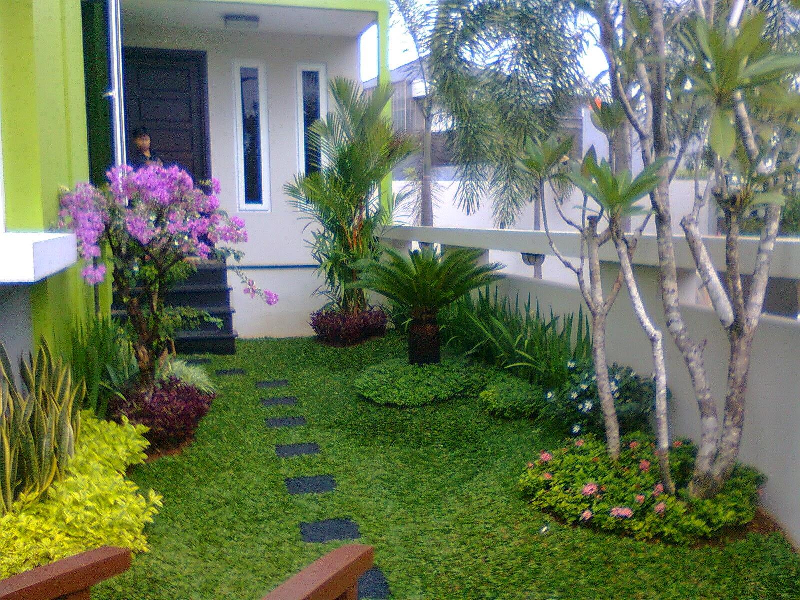 Referensi Desain Taman Anggrek Terbaru