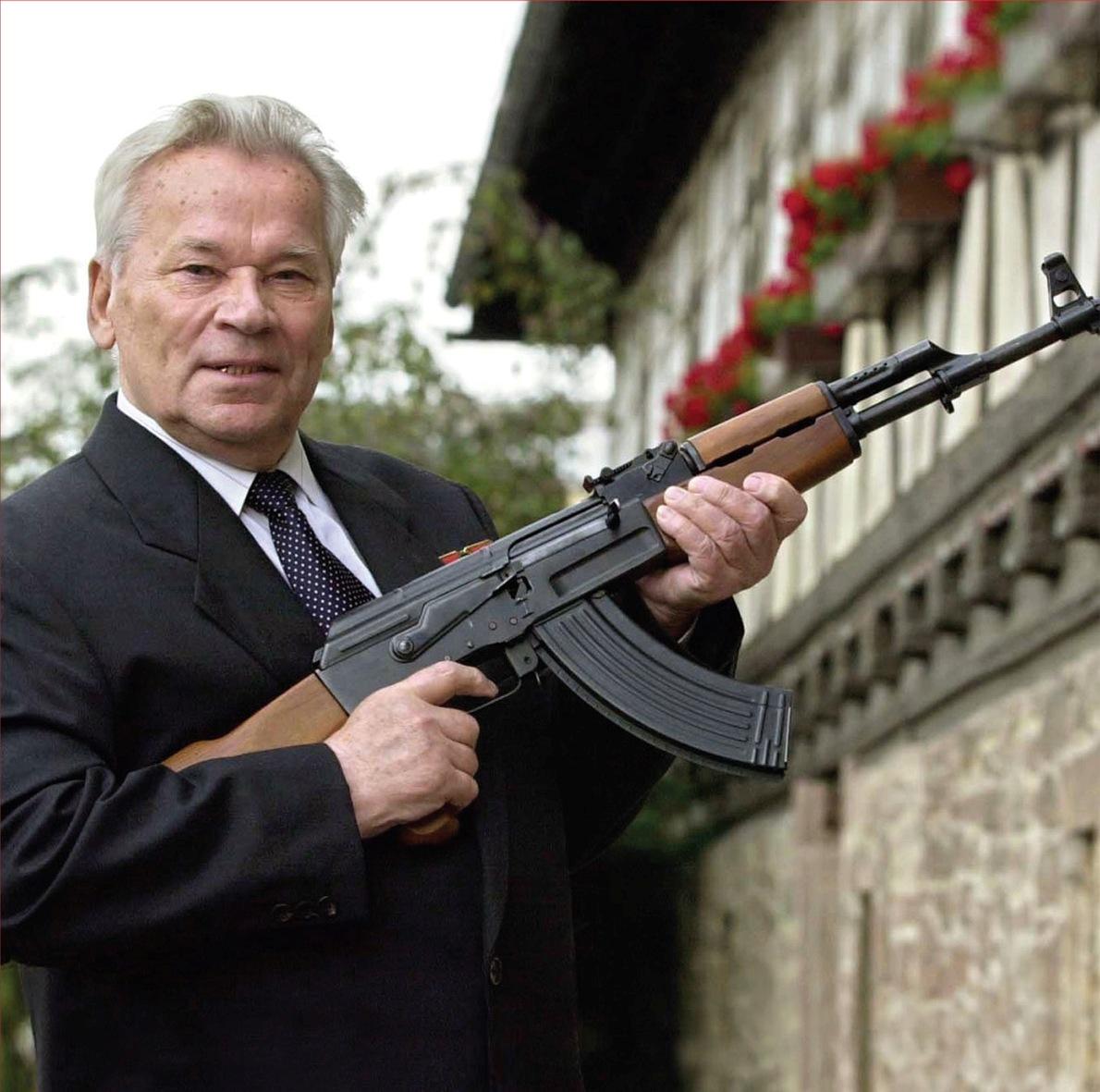 "Thomas Jonathan ""Stonewall"" Jackson Mikhail+Kalashnikov+I%252C+Russia"