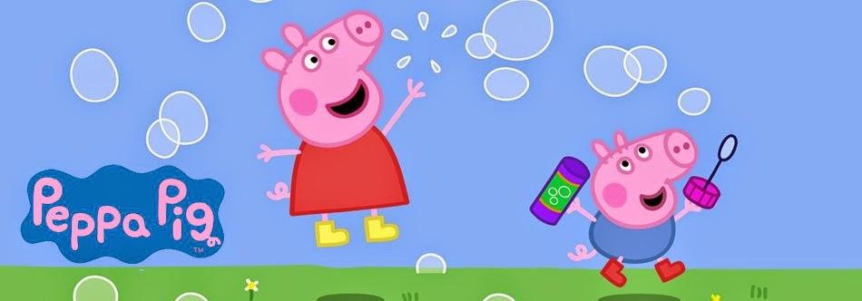 Videos infantiles de Peppa Pig