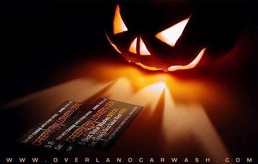 Halloween Car Wash